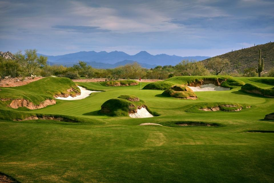 Best Golf Courses in Scottsdale - Scottsdale National Golf Club