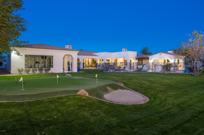 phoenix luxury real estate_MLB hitter